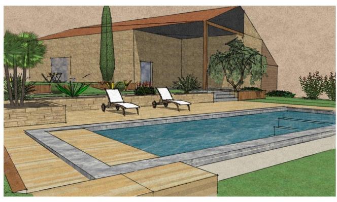 Devis et conseil am nagement de jardin dans le 47 for Amenagement jardin 500m2